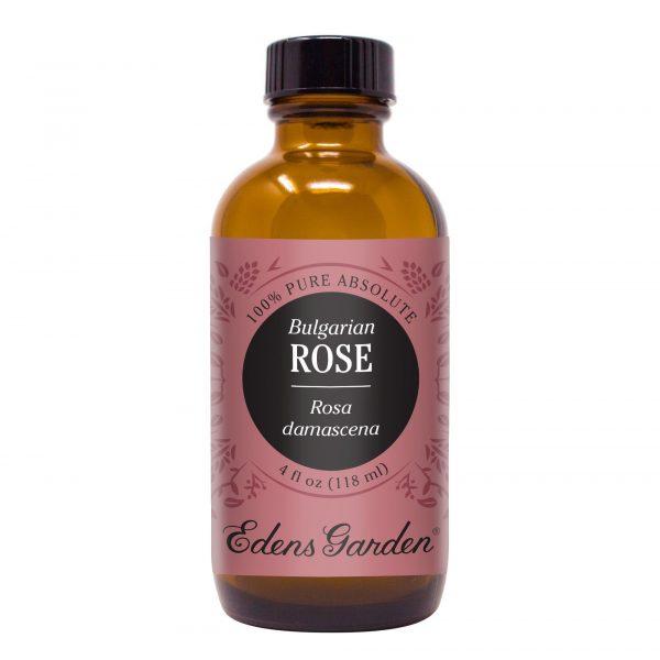 118 ML Huile Essentielle de Rose Bulgare Absolue
