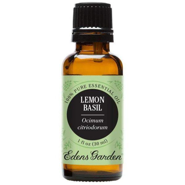 30 ML Huile Essentielle de Basilic Citronné