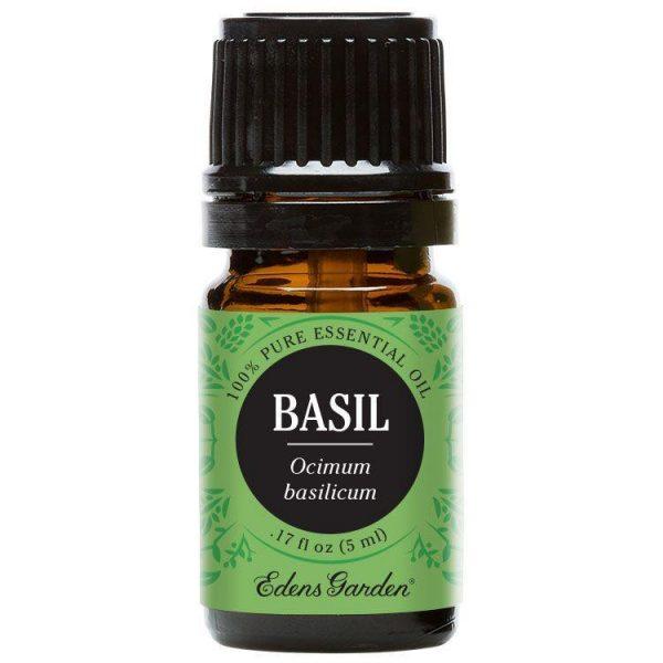 5 ML Huile Essentielle de Basilic