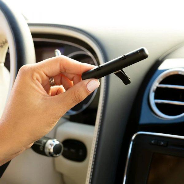 Comment placer le diffuseur dans sa voiture