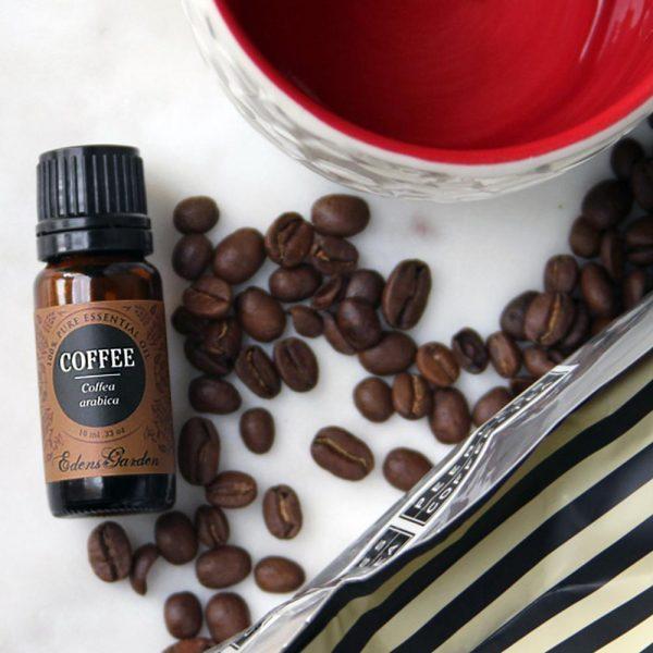 Décoration Huile Essentielle de Café
