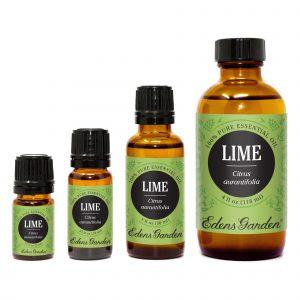 Huile Essentielle de Lime du Mexique