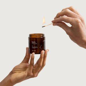 La Bougie de Massage Burn n°1