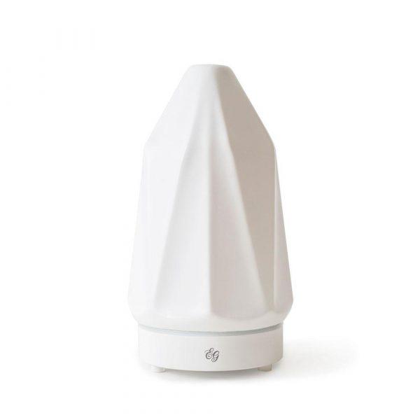 Le diffuseur en céramique blanc