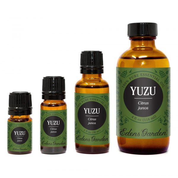 Huile Essentielle de Yuzu