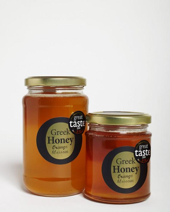 Miel Grec à la Fleur d'Oranger