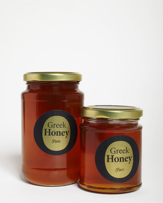 Miel Grec de Pin