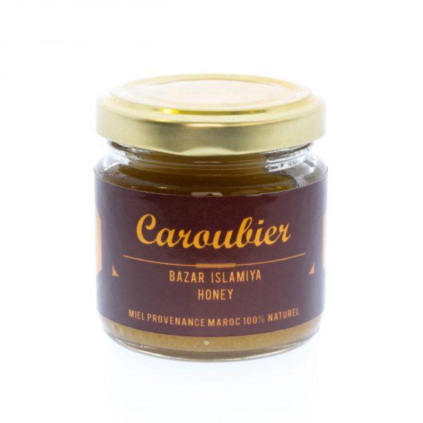 Miel de Caroubier du Maroc 100 g