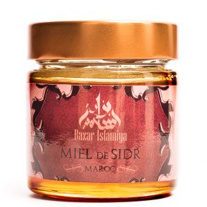 Miel de Sidr (Jujubier) du Maroc