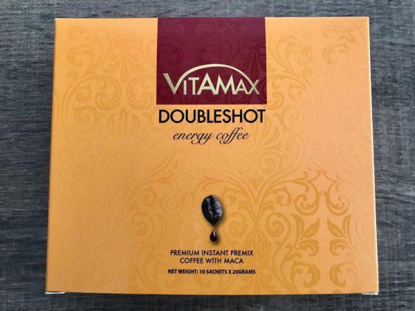 Vitamax Doubleshot Café et Maca