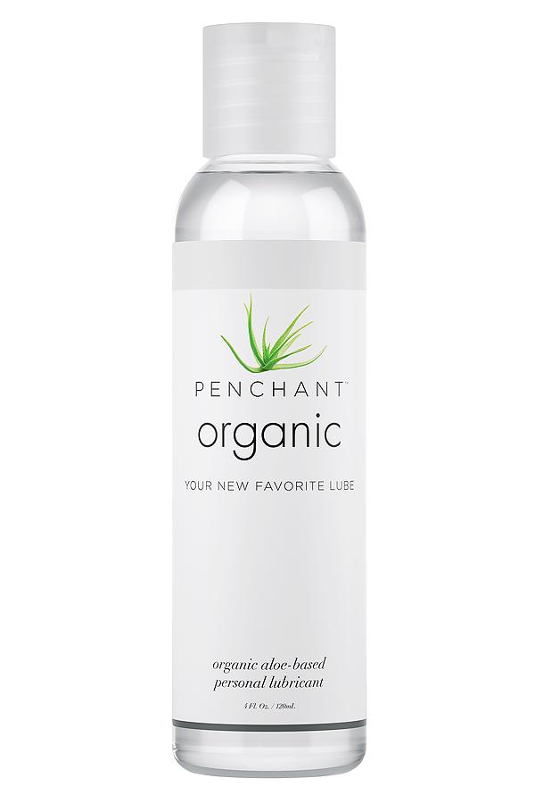 Lubrifiant Penchant Organic à l'Aloès