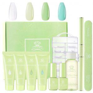 Kit Makartt Polygel Vert Collection