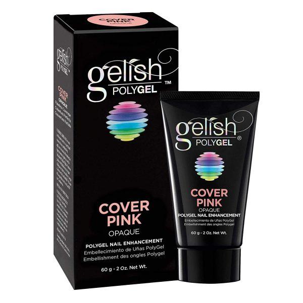 Polygel Gelish Rose Nude