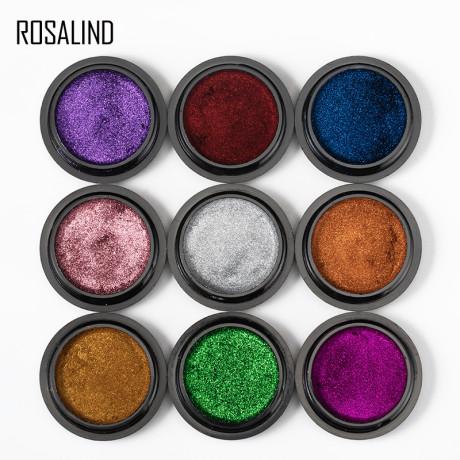 Poudre Acrylique Effet Chrome Rosalind Liste