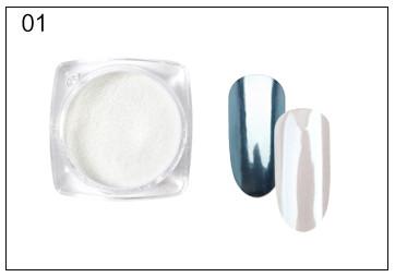 Poudre Acrylique Rosalind Effet Miroir 1