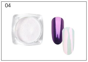 Poudre Acrylique Rosalind Effet Miroir 4