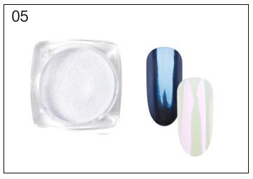 Poudre Acrylique Rosalind Effet Miroir 5