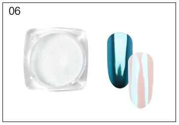 Poudre Acrylique Rosalind Effet Miroir 6