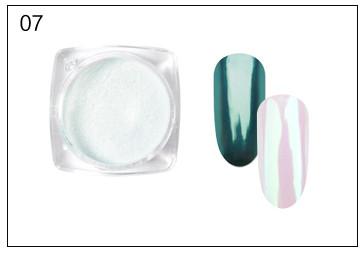Poudre Acrylique Rosalind Effet Miroir 7