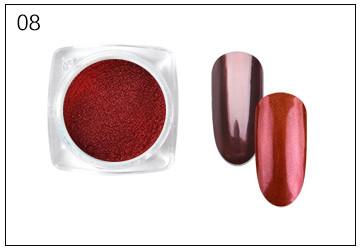 Poudre Acrylique Rosalind Effet Miroir 8