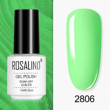 Rosalind Gel Polish Agate Collection 2806