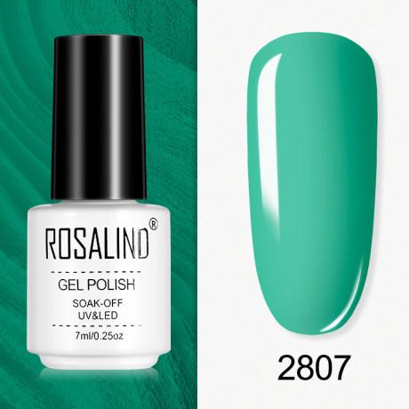 Rosalind Gel Polish Agate Collection 2807