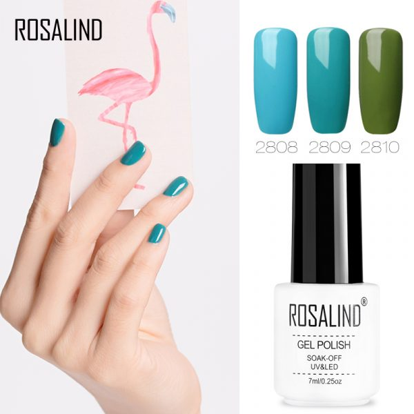 Rosalind Gel Polish Agate Collection Exemple 2