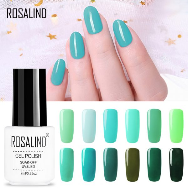Rosalind Gel Polish Agate Collection Exemple 3