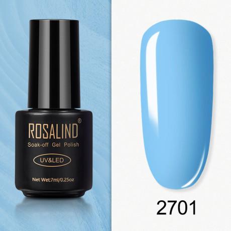 Rosalind Gel Polish Bleu 2701