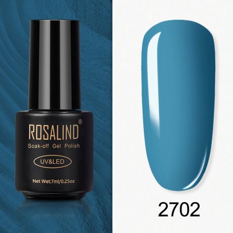 Rosalind Gel Polish Bleu 2702