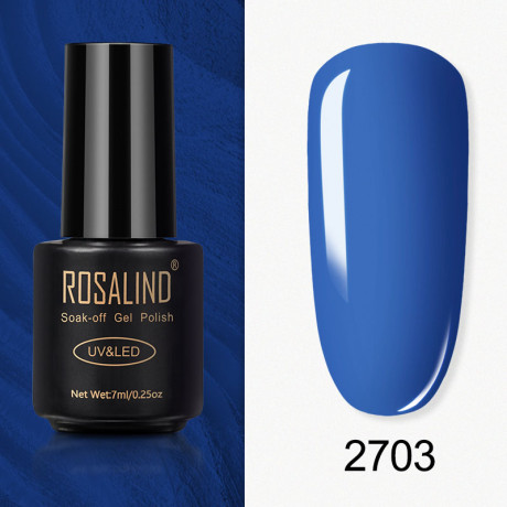 Rosalind Gel Polish Bleu 2703