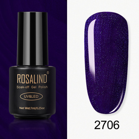 Rosalind Gel Polish Bleu 2706