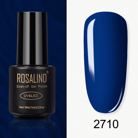Rosalind Gel Polish Bleu 2710