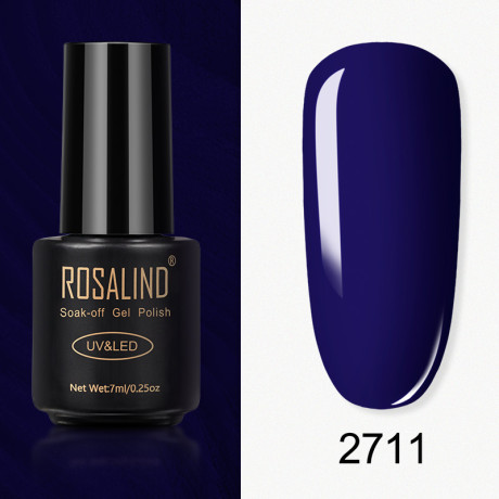 Rosalind Gel Polish Bleu 2711
