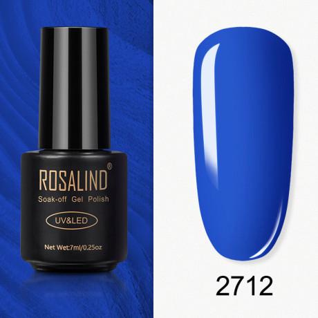 Rosalind Gel Polish Bleu 2712