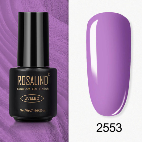 Rosalind Gel Polish Blush 2553