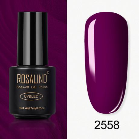 Rosalind Gel Polish Blush 2558