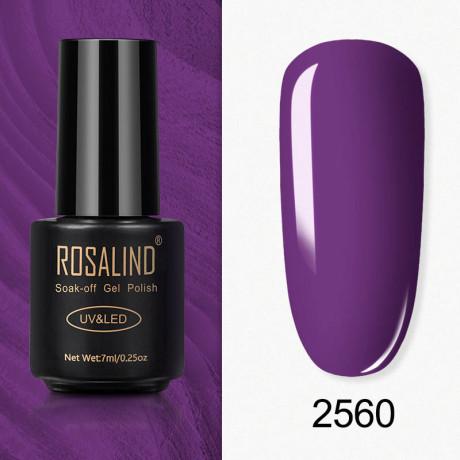 Rosalind Gel Polish Blush 2560