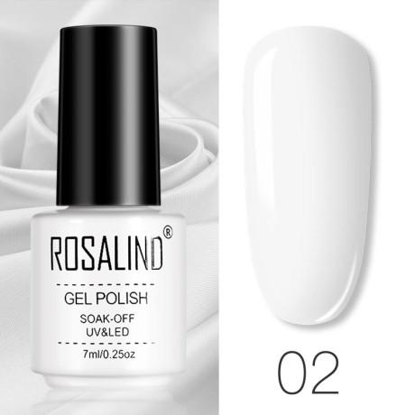 Rosalind Gel Polish Couleurs Pures 02