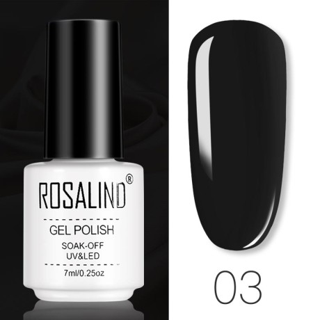 Rosalind Gel Polish Couleurs Pures 03