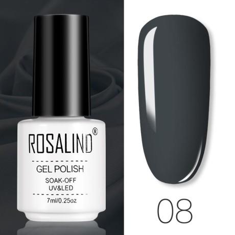 Rosalind Gel Polish Couleurs Pures 08