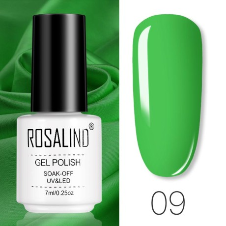 Rosalind Gel Polish Couleurs Pures 09