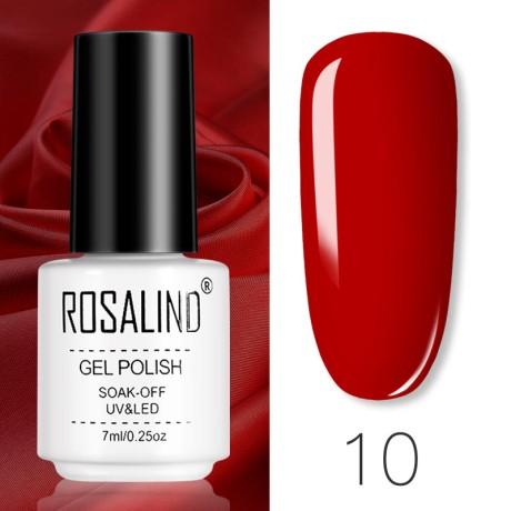 Rosalind Gel Polish Couleurs Pures 10