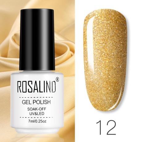 Rosalind Gel Polish Couleurs Pures 12