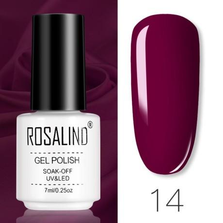 Rosalind Gel Polish Couleurs Pures 14