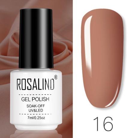 Rosalind Gel Polish Couleurs Pures 16