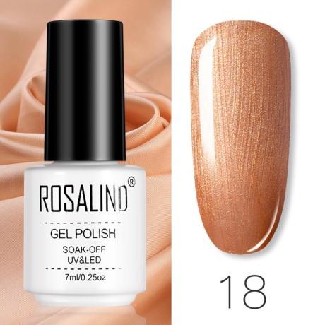 Rosalind Gel Polish Couleurs Pures 18