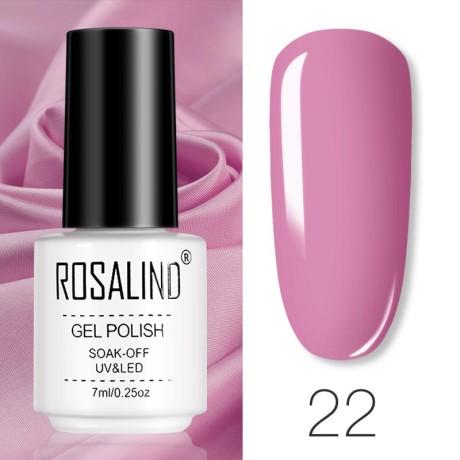 Rosalind Gel Polish Couleurs Pures 22