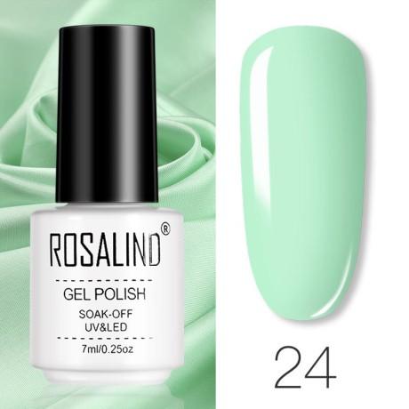 Rosalind Gel Polish Couleurs Pures 24