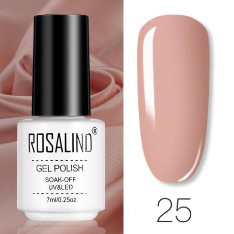 Rosalind Gel Polish Couleurs Pures 25